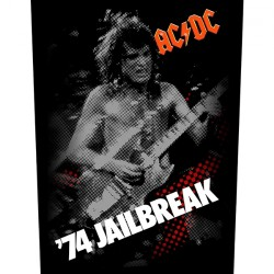 AC/DC - 74 Jailbreak - BACKPATCH