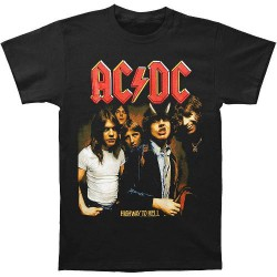 AC/DC - Highway To Hell - T-shirt (Men)