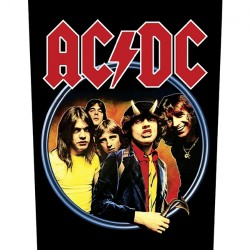 AC/DC - Highway To Hell - BACKPATCH