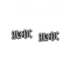 AC/DC - Logo - STUD EARRINGS