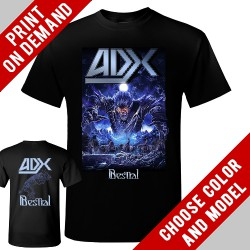 ADX - Bestial - Print on demand