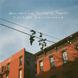 Aaron West And The Roaring Twenties - Routine Maintenance - CD DIGISLEEVE