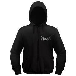 Abbath - Barbarian - Hooded Sweat Shirt Zip (Homme)