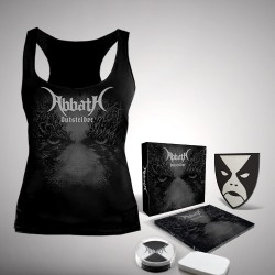 Abbath - Bundle 5 - Digibox + T-shirt Tank Top bundle (Femme)