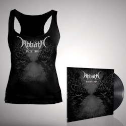 Abbath - Bundle 9 - LP gatefold + T-shirt Tank top bundle (Femme)