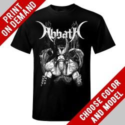 Abbath - Tour 2020 - Print on demand