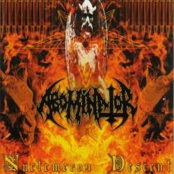 Abominator - Nuctemeron Descent - CD