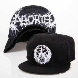 Aborted - A Emblem Snapback - BASEBALL CAP