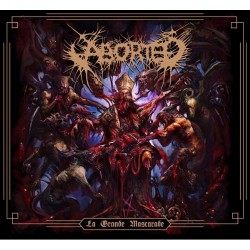 Aborted - La Grande Mascarade - CD EP