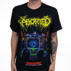 Aborted - Sadist - T-shirt (Homme)