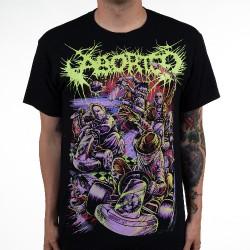 Aborted - Slasher Kart - T-shirt (Homme)