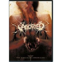 Aborted - The Auricular Chronicles - DVD