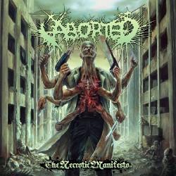 Aborted - The Necrotic Manifesto - CD