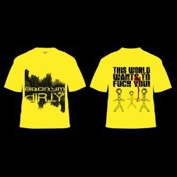 Aborym - Dirty - T-shirt (Men)