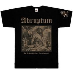 Abruptum - De Profundis Mors Vas Cousumet - T-shirt (Men)