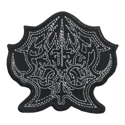 Abruptum - Logo - EMBROIDERED PATCH