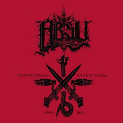 Absu - Mythological Occult Metal - DOUBLE CD