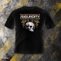 Absurdity - Skull - T-shirt (Men)