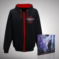 Abysmal Dawn - Bundle 2 - CD Digipak + Hooded Sweat Shirt Zip (Homme)