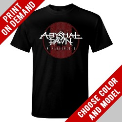 Abysmal Dawn - Logo - Print on demand