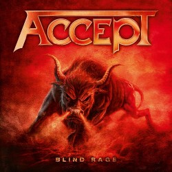 Accept - Blind Rage - CD + DVD Digipak