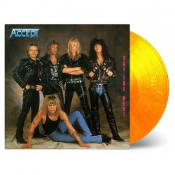 Accept - Eat The Heat - LP COLOURED