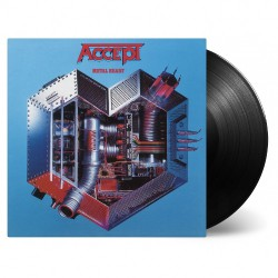 Accept - Metal Heart - LP