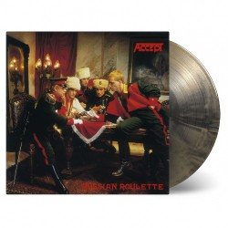 Accept - Russian Roulette - LP COLOURED
