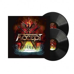 Accept - Stalingrad - DOUBLE LP Gatefold