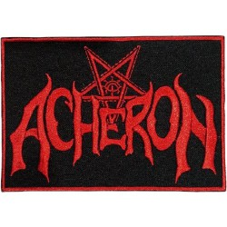 Acheron - Logo - EMBROIDERED PATCH