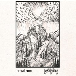 Aerial Ruin - Panopticon - Split - LP COLOURED