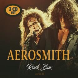 Aerosmith - Rock Box - Triple CD