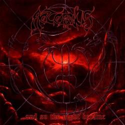 Aeternus - …And So The Night Became - CD DIGIPAK