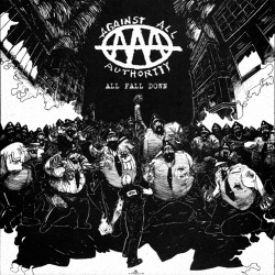 Against All Authority - All Fall Down - CD