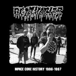 Agathocles - Mince Core History 1996-1997 - CD