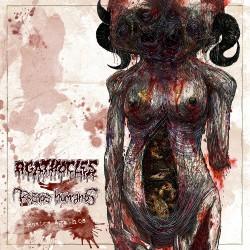 "Agathocles - Restos Humanos - Restos Agathos - 3"" CD"