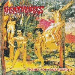 Agathocles - Thanks For Your Hostility - DOUBLE LP Gatefold