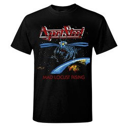 Agent Steel - Mad Locust Rising - T-shirt (Homme)