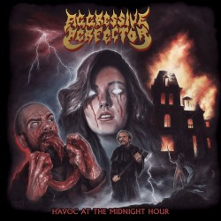 Aggressive Perfector - Havoc At The Midnight Hour - CD