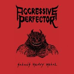 Aggressive Perfector - Satan's Heavy Metal - CD