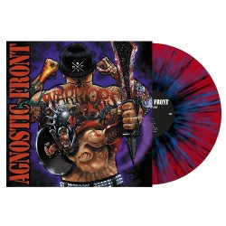Agnostic Front - Warriors - LP COLOURED