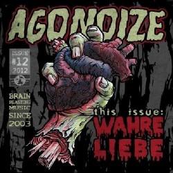 Agonoize - Wahre Liebe - Maxi single Digipak