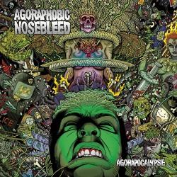 Agoraphobic Nosebleed - Agorapocalypse - CD