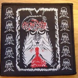 Agressor - Satan's Sodomy - Patch