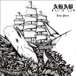 Ahab - Live Prey - DOUBLE LP Gatefold