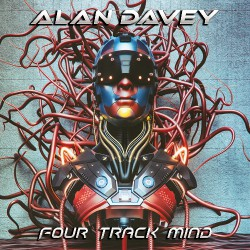 Alan Davey - Four Track Mind - 4CD BOX