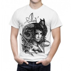 Alcest - Faun (White) - T-shirt (Homme)