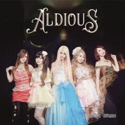 Aldious - Unlimited Diffusion - CD