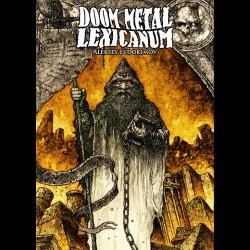 Aleksey Evdokimov - Doom Metal Lexicanum - BOOK