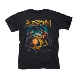 Alestorm - 25 Years - T-shirt (Homme)